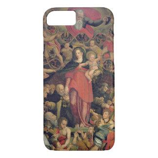 Coque iPhone 8/7 Madonna du chapelet, c.1569 (huile sur la toile)