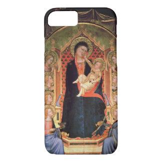 Coque iPhone 8/7 Madonna et enfant, 1347