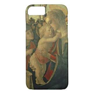 Coque iPhone 8/7 Madonna et enfant avec St John le baptiste (huile