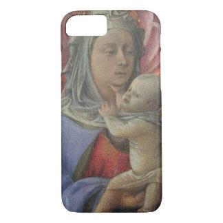 Coque iPhone 8/7 Madonna et enfant, c.1430 (tempera sur le panneau)