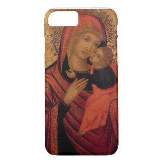 Coque iPhone 8/7 Madonna et enfant, c.1650 (panneau)
