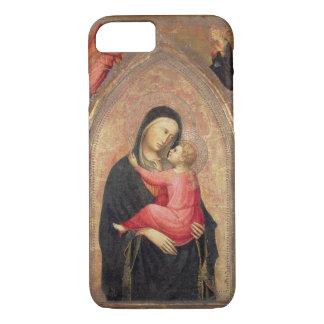 Coque iPhone 8/7 Madonna et enfant (panneau) 3