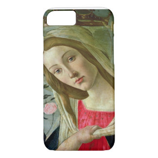 Coque iPhone 8/7 Madonna et l'enfant ont couronné par les anges,