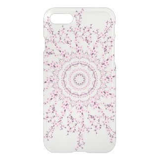 coque iphone 8 mandala fleur