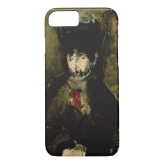 Coque iPhone 8/7 Manet | Berthe Morisot portant un voile, 1872