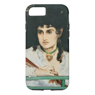 Coque iPhone 8/7 Manet   le balcon, détail, 1868-9