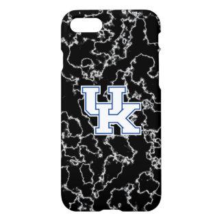 Coque iPhone 8/7 Marbre noir du Kentucky  