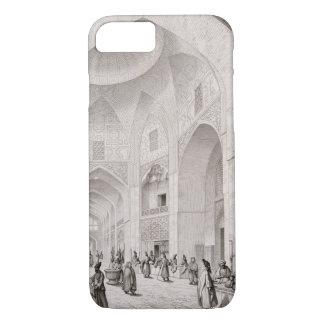 Coque iPhone 8/7 Marché de tissu, à Isphahan, de 'voyage