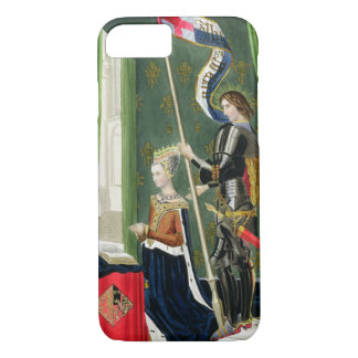 Coque iPhone 8/7 Margaret du Danemark, reine (des 1456-86) afte