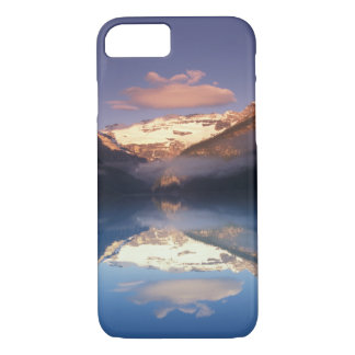 Coque iPhone 8/7 Matin de l'Amérique du Nord, Canada, Lake Louise