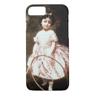 Coque iPhone 8/7 Mlle Ehrler, 1861 (huile sur la toile)