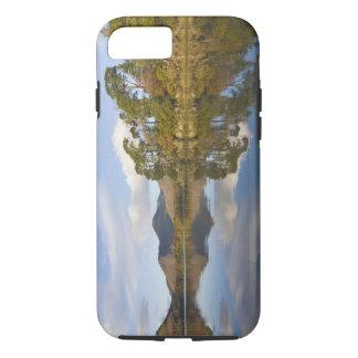 Coque iPhone 8/7 Moines rocher, Derwentwater, secteur de lac,