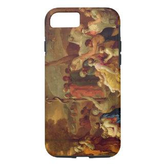 Coque iPhone 8/7 Moïse et le serpent d'airain, c.1653-54 (huile sur