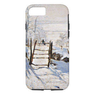 Coque iPhone 8/7 Monet : La pie