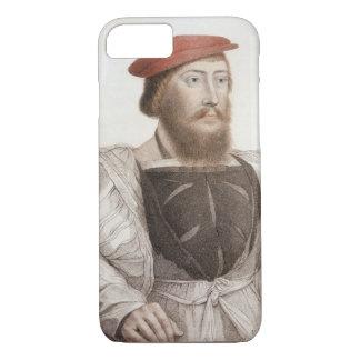 Coque iPhone 8/7 Monsieur Thomas Boleyn (1477-1539) gravé par
