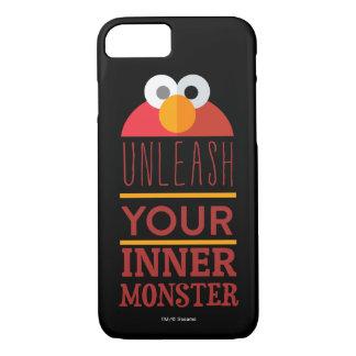 Coque iPhone 8/7 Monstre intérieur d'Elmo