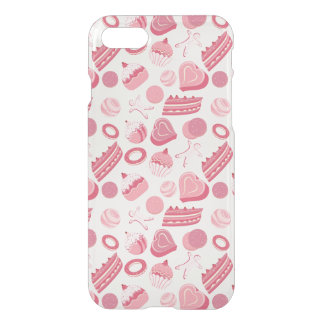 Coque iPhone 8/7 Motif 2 de chocolat et de pâtisseries