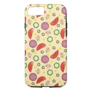 Coque iPhone 8/7 Motif 2 de pizza