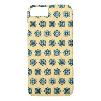 Coque iPhone 8/7 Motif de fleurs jaune