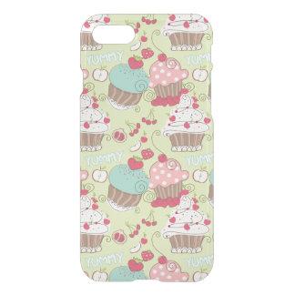 Coque iPhone 8/7 Motif de petit gâteau