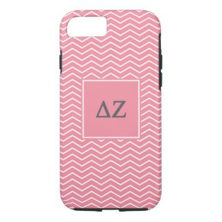 Coque iPhone 8/7 Motif de Zeta | Chevron de delta