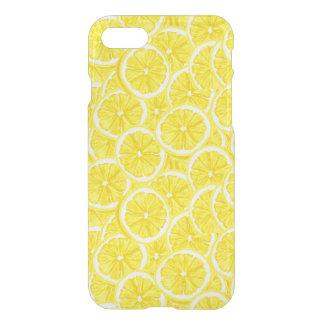 Coque iPhone 8/7 Motif découpé en tranches de citron