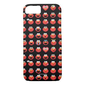 Coque iPhone 8/7 Motif d'Elmo Emoji