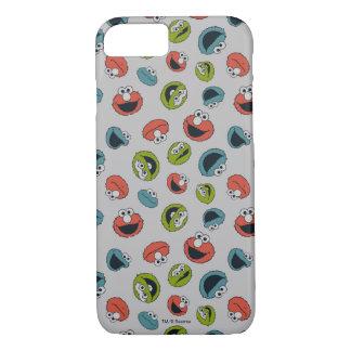 Coque iPhone 8/7 Motif d'équipe du Sesame Street | All Star