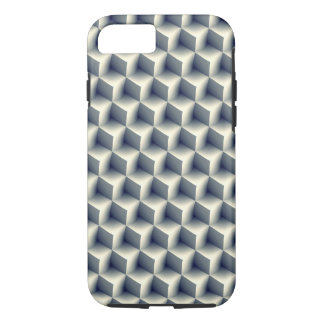 Coque iPhone 8/7 motif des cubes 3D