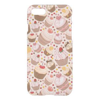 Coque iPhone 8/7 Motif des petits gâteaux de célébration