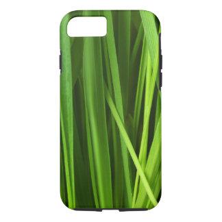 Coque iPhone 8/7 Motif d'herbe verte