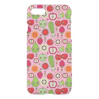 Coque iPhone 8/7 motif d'illustration de cuisine de fruit