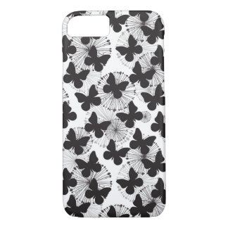 Coque iPhone 8/7 motif d'un papillon