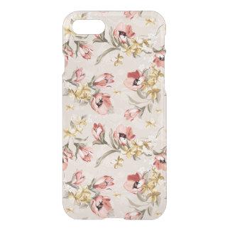 Coque iPhone 8/7 Motif floral 3 d'élégance abstraite