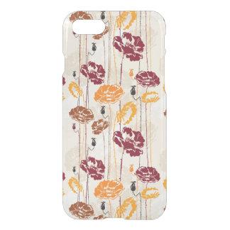 Coque iPhone 8/7 Motif floral 4 d'élégance abstraite