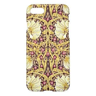 Coque iPhone 8/7 Motif floral vintage de mouron de William Morris