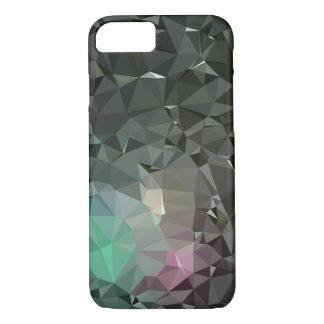 Coque iPhone 8/7 Motif géométrique abstrait moderne - équilibre de