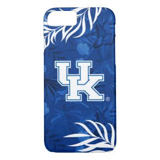 Coque iPhone 8/7 Motif hawaïen du Kentucky  
