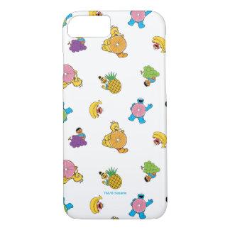 Coque iPhone 8/7 Motif tropical de Sesame Street