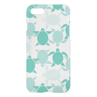 Coque iPhone 8/7 Motif turquoise de tortue