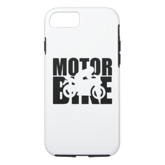 Coque iPhone 8/7 Motocyclette