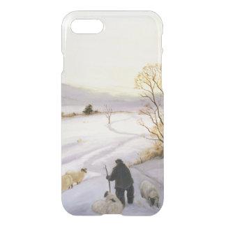 Coque iPhone 8/7 Moutons sur l'arête