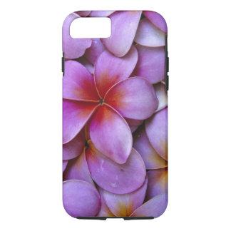 Coque iPhone 8/7 N.A., Etats-Unis, Maui, Hawaï. Fleurs roses de