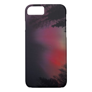 Coque iPhone 8/7 Na, Etats-Unis, Alaska, Fairbanks. Rideaux de