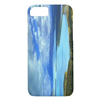 Coque iPhone 8/7 Na, Etats-Unis, Alaska, Katmai NP, lac Naknek.