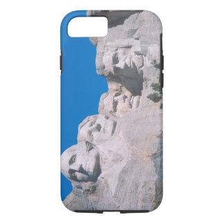 Coque iPhone 8/7 Na, Etats-Unis, écart-type, le mont Rushmore.