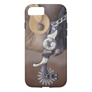 Coque iPhone 8/7 Na, les Etats-Unis, Texas, botte de cowboy de