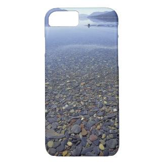 Coque iPhone 8/7 Na, roches des Etats-Unis, Montana, NP de glacier
