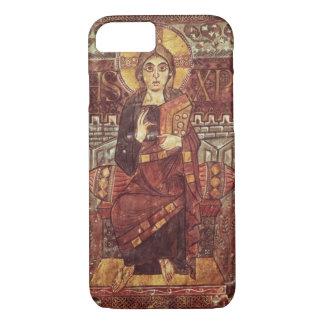 Coque iPhone 8/7 NAL 1203 fol.3 le Christ dans la majesté, du