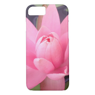 Coque iPhone 8/7 Nénuphar assez rose Lotus